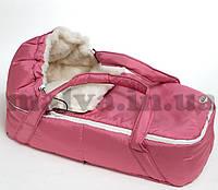 "Зимняя сумка - люлька переносная ""Baby "", фото 1"