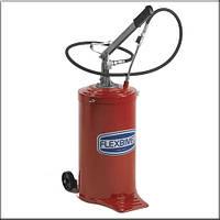 Flexbimec 5105 - Передвижная установка для раздачи консистентных смазок емкостью 16 кг
