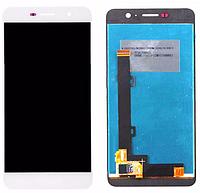 Дисплей (экран) для Huawei Y6 Pro/Enjoy 5/Honor Play 5X + с сенсором (тачскрином) белый