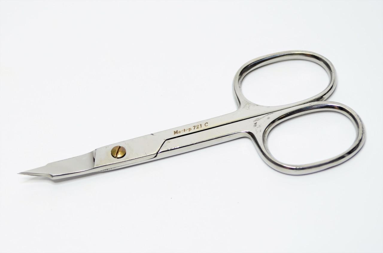 Ножницы маникюрные ногтевые Мастер 721 С.