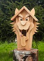 Деревянный скворечник