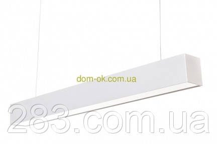Линейный светодиодный светильник 55*600 белый 600 мм