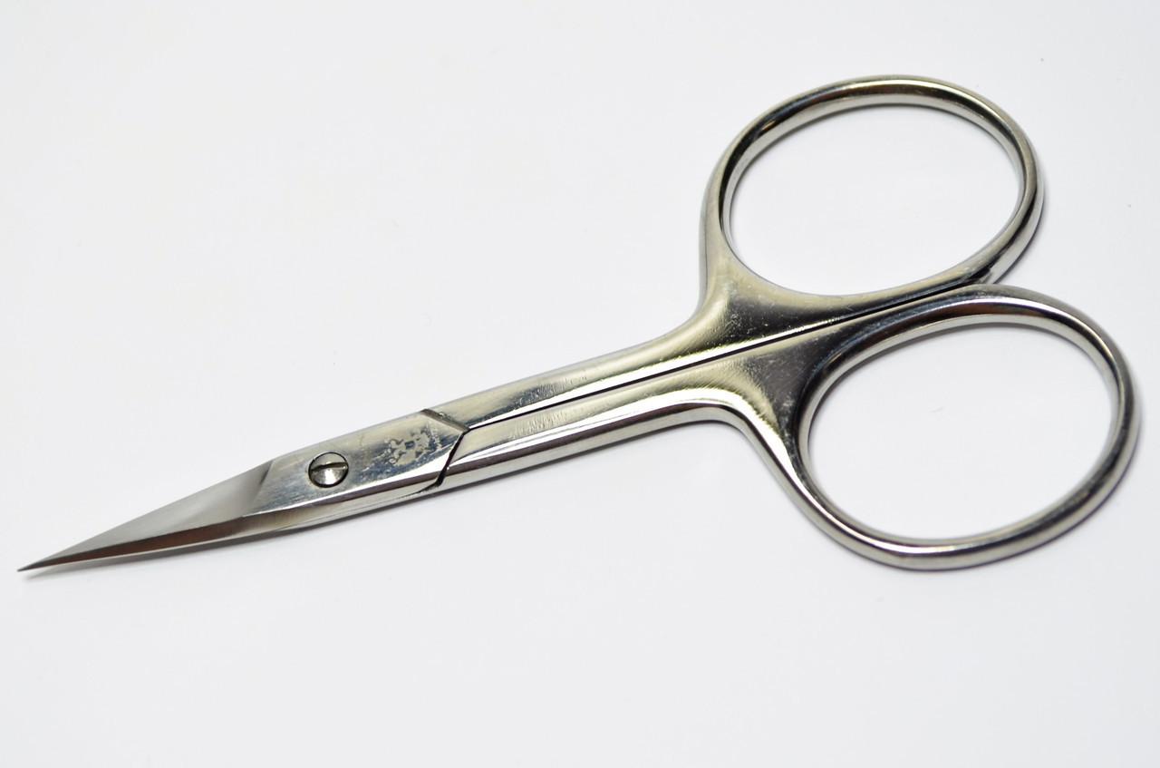 Ножницы ногтевые Мастер прямые 715 с  .