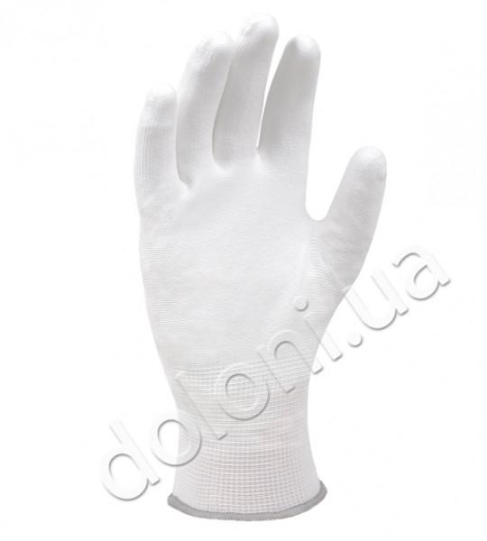 Рабочие перчатки трикотажные с полиуретановым покрытием Doloni 4567