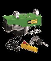 Тельфер (подъемник) электрический Procraft TP-250