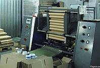 Станок порезки рулонных материалов, картонных шпуль и скотча FEBA