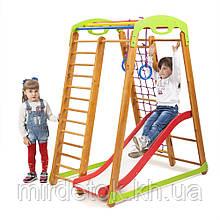 Детский спортивный комплекс для дома Кроха - 2 Plus 1