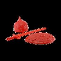Набор Богатырь ( шлем , щит , меч ) арт. 0701