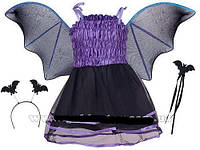 Прокат детского карнавального костюма Летучая мышь