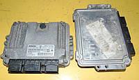 Электронный блок управления (ЭБУ) мозги 0281012982 1,6 л Пежо Експерт 1.6 HDI Peugeot Expert c 2006 г. в.