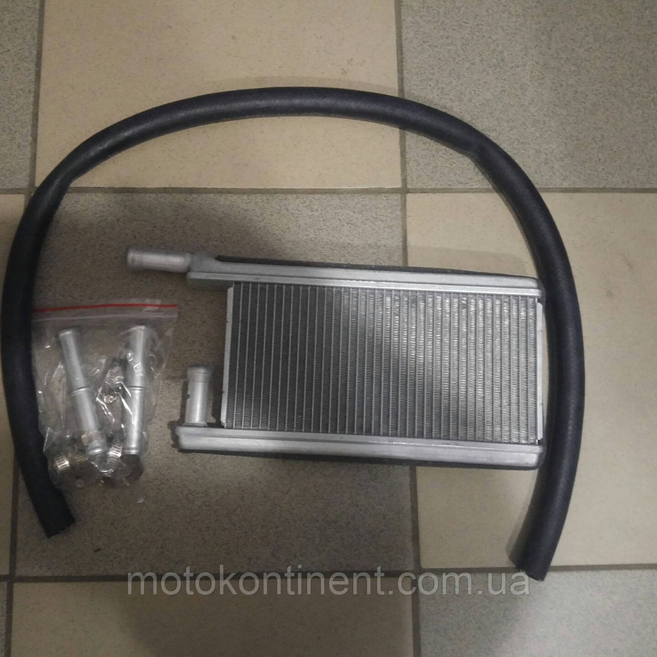 7801A382 Радиатор отопителя (печьки) Mitsubishi L200/ Pajero Sport