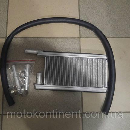 7801A382 Радиатор отопителя (печьки) Mitsubishi L200/ Pajero Sport, фото 2