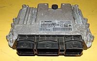 Электронный блок управления (ЭБУ) мозги 0281013334 1,6 л Пежо Експерт 1.6 HDI Peugeot Expert c 2006 г. в.