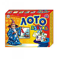"""Лото """"Російська Азбука"""" 0229"""