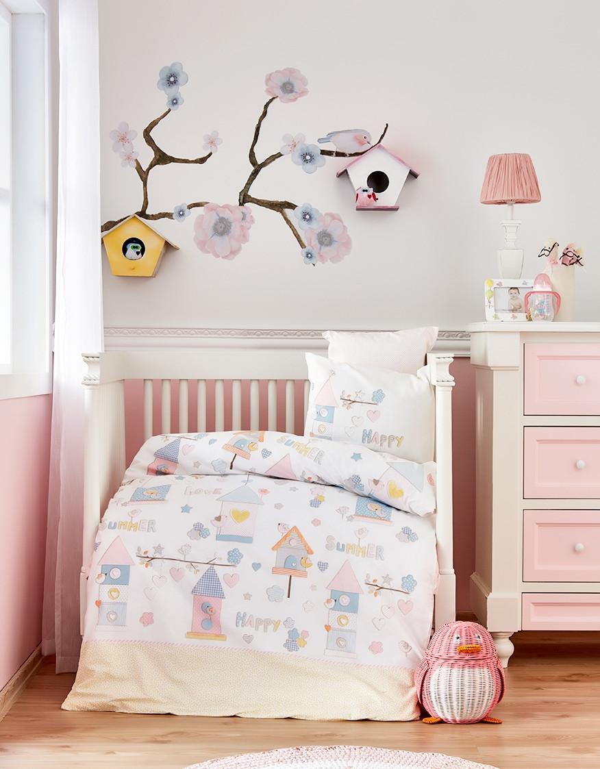 Постельное бельё для младенцев HAPPY