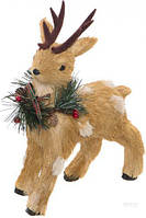 Новогодний декоративный олень