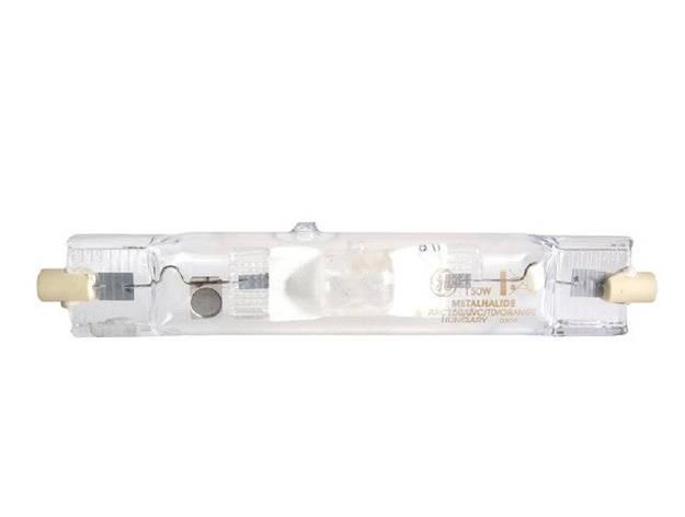 Лампа металлогалогенная  ARC150/MAGENTA/TD/UVC/ R7s-24 General Electric, фото 2