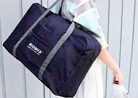 Складная текстильная дорожная сумка на 25 л ROMIX RH43B
