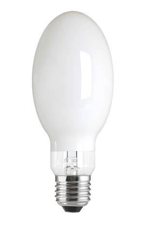 Лампа ртутная ДРЛ H250/40 General Electric, фото 2