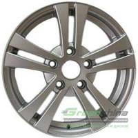 Легковой диск TECHLINE TL540 Silver R15 W6 PCD5x112 ET40 DIA57.1