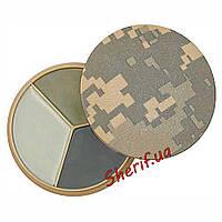 Грим армейский  3-х цветный MIL-TEC AT-Digital, 16351070