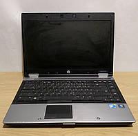 """Ноутбук HP Elitebook 8440p/14""""/Intel I5/RAM 4Gb/HDD 250GB"""