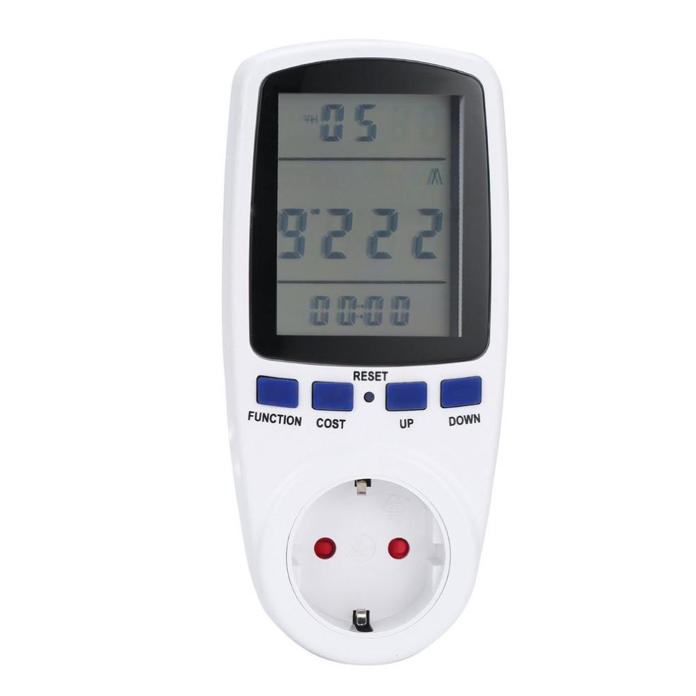 Ваттметр анализатор счетчик энергии EU #100485