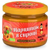"""Ореховая паста """"Мастер Боб"""" Марципан в сиропе"""