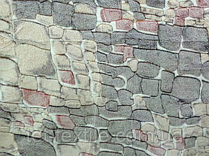 Плед из бамбукового волокна Wellsoft Камни (200х220), фото 2