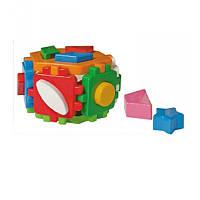 "Куб ""Розумний малюк"" Гексагон 2 1998"