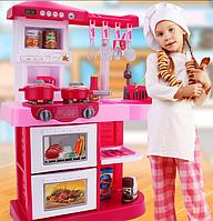 Детский игровой набор Кухня WD-A17 большая и высокая