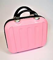 Сумка-Чемодан мастера. Розовый. Пластик. Доставка по всей Украине