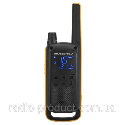 Радиостанции Motorola Talkabout T82 Extreme Twin Pack WE