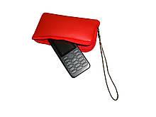 Сумка для мобильного телефона (экокожа)