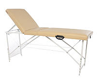 Кушетка, массажный стол Trio Comfort (Бежевая)