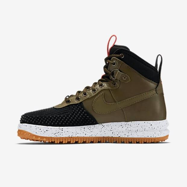 b2a348d4 зимние кроссовки Nike Lunar Force 1 Duckboot Army в харькове с