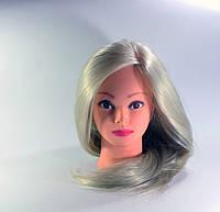 Голова тренировочная, парикмахерская для моделирования причесок.