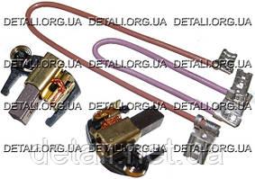 Щетки DeWalt 6х7х13 с держателем и с поводками меднографитовые оригинал 389025-03