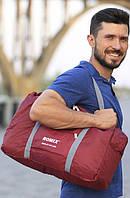 Текстильная дорожная складная сумка 25 л ROMIX RH43R