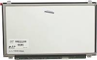 """Матрица 15.6"""" 1366x768 HD, LED, Slim, глянцевая, 40pin (справа), A+"""