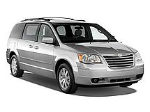 Лобовое стекло Chrysler Grand Voyager 2008-2017