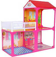 Дом для кукол Барби 6982А ( 4 варианта сборки)