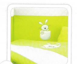 Постельное белье Tuttolina Happy Bunny 7 предметов