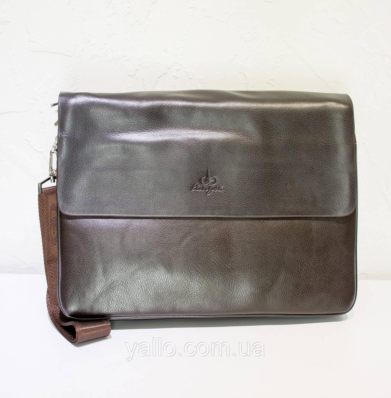 Мужская сумка Langsa формат А4