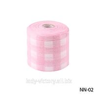 Безворсовые салфетки в рулоне. NN-02