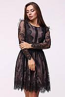Платье 5953, платье кружевное, платье ажурное, дропшиппинг