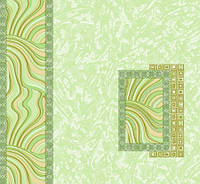 Обои рулонные бумажные влагостойкие *Вито 2064 ТМ Континент (Украина) 0,53*10,05