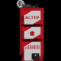 ALTEP Classic стальной  твердотопливный котел длительного горения New
