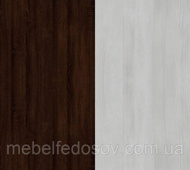 сосна норвежская/дуб шоколадный