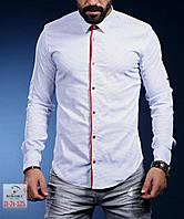 Молодежная мужская рубашка от производителя
